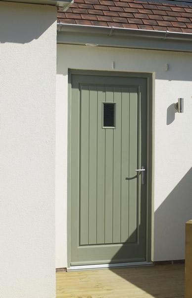 Supplying Solid Wood Double Glazed Timber Doors In Devon